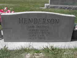 Winafred <i>Smith</i> Henderson