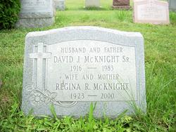 Regina <i>Lowndes</i> McKnight