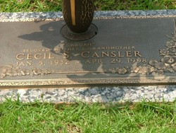 Cecil S <i>Smith</i> Cansler