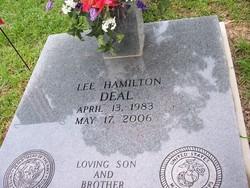 Lee Hamilton Deal