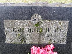 Orson Howe Adams