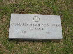 Donald Harrison Aten