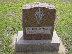 Mildred G. Balk