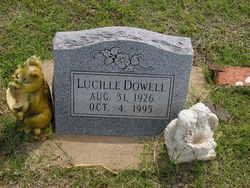 Lucille <i>Vaverka</i> Dowell