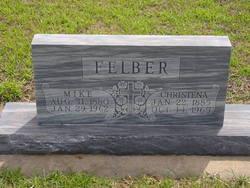 Christena <i>Rudd</i> Felber