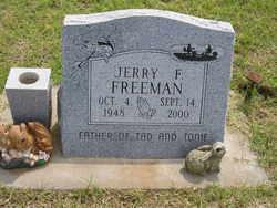 Jerry F. Freeman