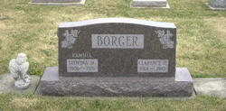 Clarence Herman Borger