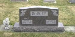 Ludvina Mary <i>Rammel</i> Borger