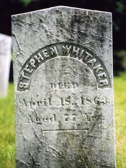 Stephen Lyman Whitaker