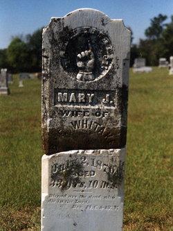 Mary J. <i>Dodds</i> Whitaker