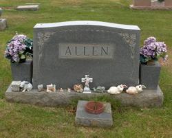 Lucile Mamie <i>Sheppard</i> Allen
