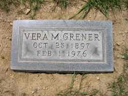 Vera M Grener