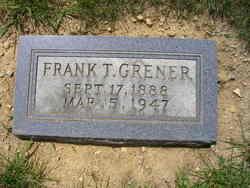 Frank T Grener