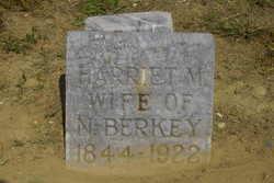 Harriet M. <i>Shaffer</i> Berkey