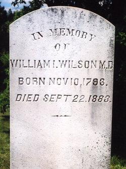William Irvine Wilson