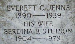 Berdina B <i>Stetson</i> Jenne