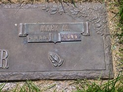 Mary M Brewer