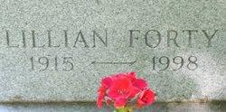 Lillian <i>Forty</i> Royce