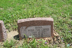 Annie Sue <i>Muncrief</i> Coffee
