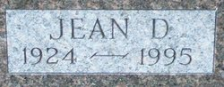 Jean D Marshall