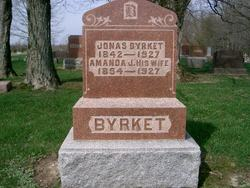 Amanda Jane <i>Sheets</i> Byrket