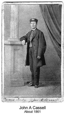 John A Cassell