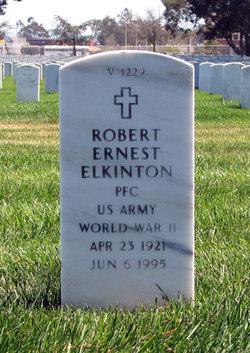 Robert Ernest Elkinton