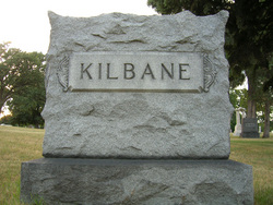 Sebina Cecelia Sibby <i>McBain</i> Kilbane
