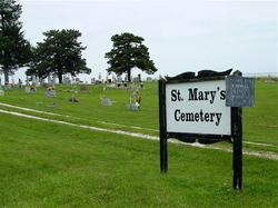 Saint Marys of the Angels Church Cemetery