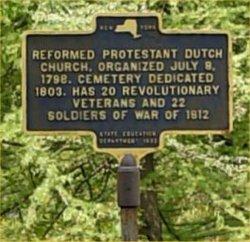 Columbia Dutch Reformed Church Cemetery