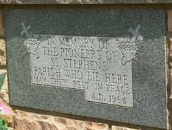 Saint Stephens Cemetery (Old)