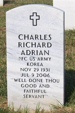 Charles Richard Adrian