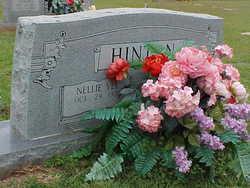 Nellie Vee <i>Bates</i> Hinton