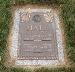 Irv Hall