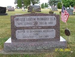 Orville Liscum Hubbard