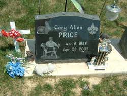Cory A Price