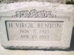 H. Virgil Benton