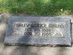 Parley Quince Malan