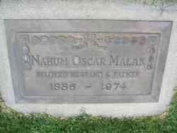 Nahum Oscar Malan