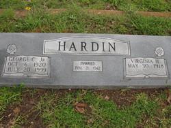 George Cecil Hardin, Jr