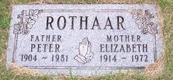 Elizabeth <i>Schuster</i> Rothaar