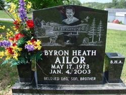 Byron Heath Ailor