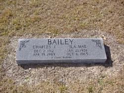Charles Jackson Bailey