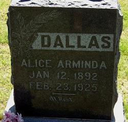 Alice Arminda Dallas