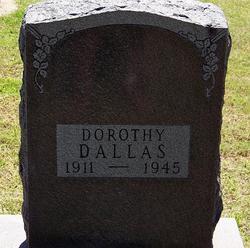 Dorothy <i>Darndle</i> Dallas
