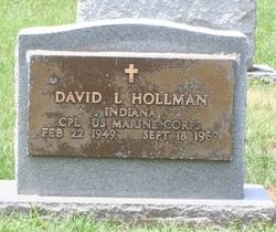 Corp David Lee Hollman