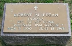 Sgt Robert Mathew Fegan