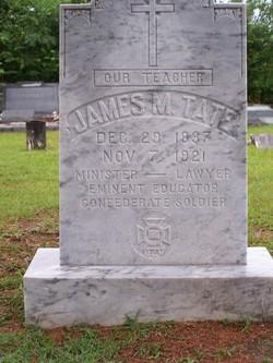 James M Tate