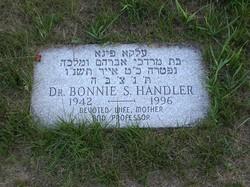 Dr Bonnie S. Handler
