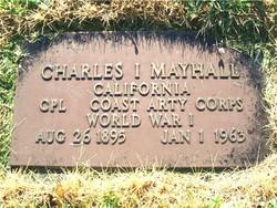 Charles Irwin Mayhall